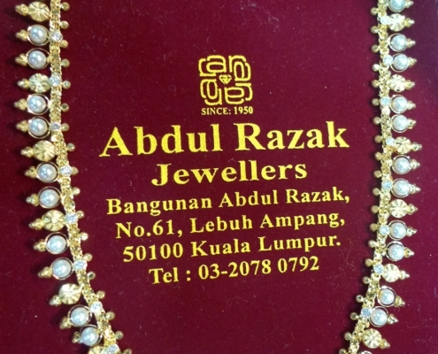 Abdul Razak Jewellers Sdn Bhd