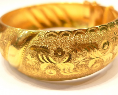 how to sell gold jewellery for cash